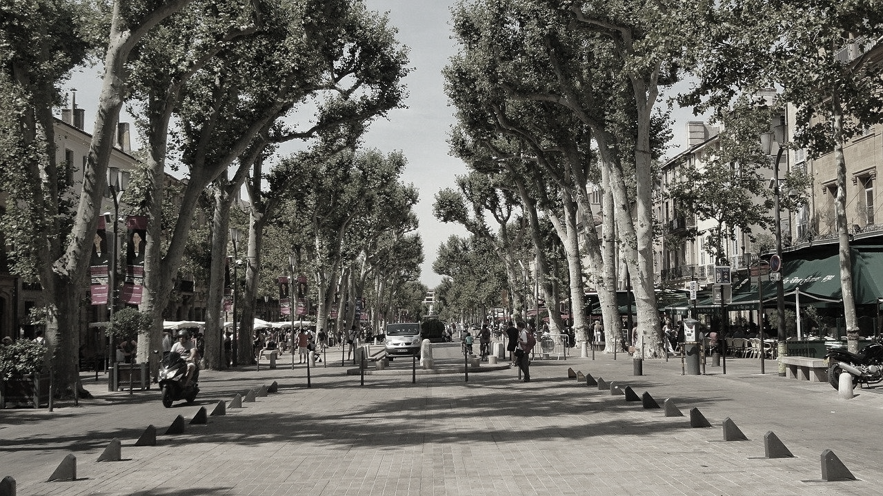 Aix-en-Provence - Agence webmarketing